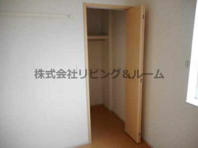【収納】レジデンス・Ⅶ棟