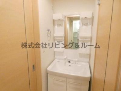 【洗面所】ブリアンベル・ウッド・Ⅰ棟
