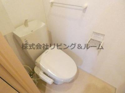 【トイレ】ブリアンベル・ウッド・Ⅰ棟