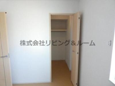 【収納】ブリアンベル・ウッド・Ⅰ棟