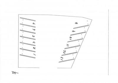 【区画図】幸町駐車場N