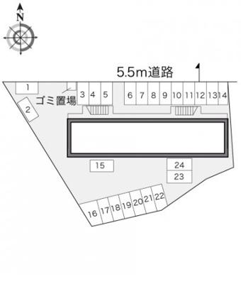 【その他】レオパレスコートヤード