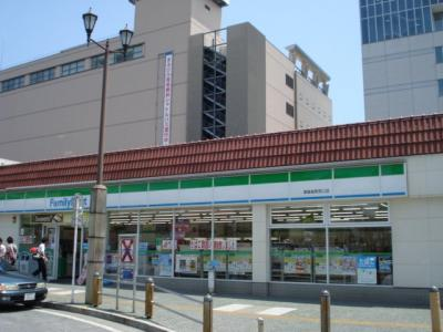 ファミリーマート東飯能駅西口店まで465m