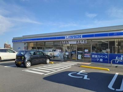 ローソン日立高鈴町一丁目店まで150m