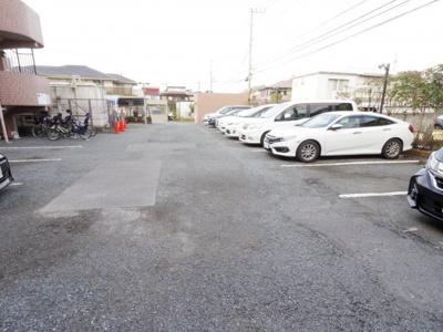 【駐車場】リーセント石神井台