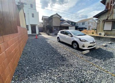 【外観】平町駐車場I