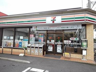 セブンイレブン越谷千間台東店まで162m