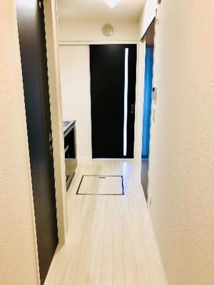 キッチン/廊下