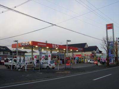 (株)ENEOSフロンティアDr.Driveセルフ津志田店まで250m