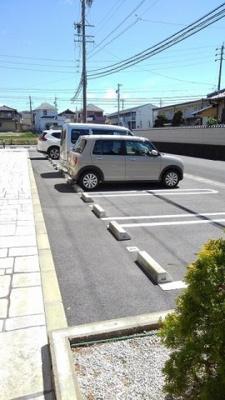 【駐車場】エルシェアート南風