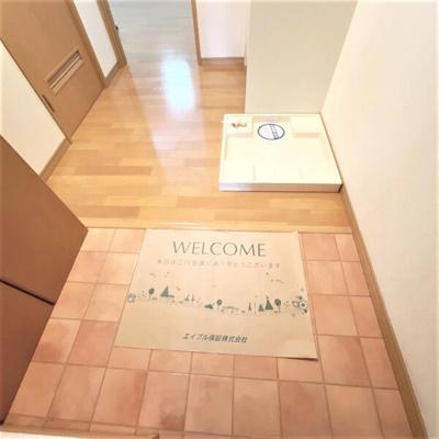 【玄関】メゾンブランシュ
