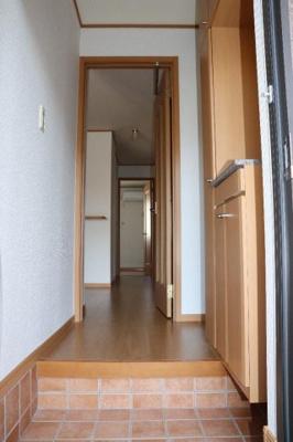 【玄関】スカイコート Y 2