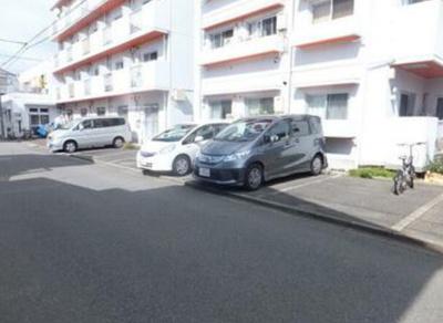 【駐車場】シティーユー中町2
