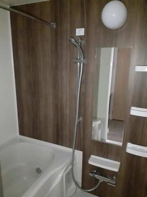 【浴室】ラシュレ エイト