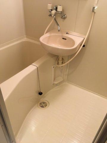 【浴室】レオパレスグリーンヒル