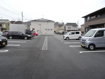 【駐車場】フェリス・ガート