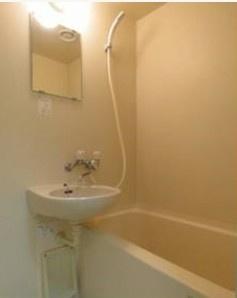【浴室】エトワール山王