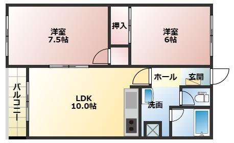 細田マンションⅡ