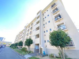 【御園団地6号棟】地上5階建 総戸数40戸 ご紹介のお部屋は最上階5階部分です♪