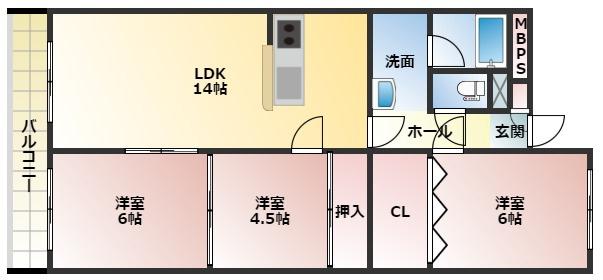 細田マンション第3