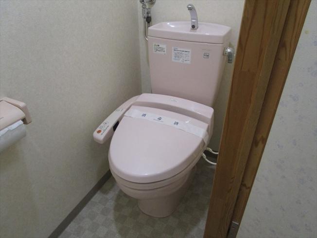 【トイレ】細田マンション第3