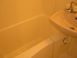 【浴室】レオパレス吉井