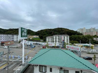 【展望】榊原マンション