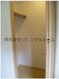 【収納】ロイヤルパレスⅢ・B棟