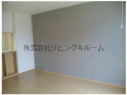 【居間・リビング】ロイヤルパレスⅢ・B棟