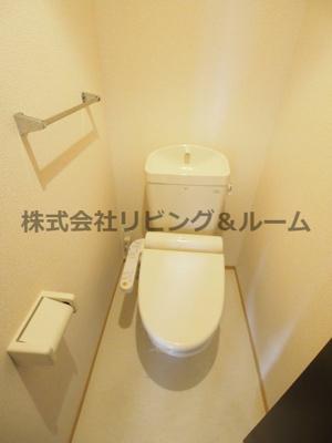 【トイレ】ロイヤルパレス・Ⅱ