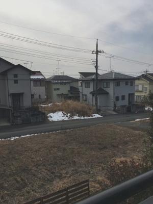【展望】パストラルB棟(東松山市殿山町)