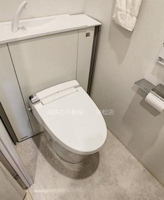 【トイレ】ル・シェモア浜松中央