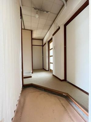 【玄関】新多聞第2住宅115号棟