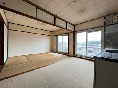 【居間・リビング】新多聞第2住宅115号棟