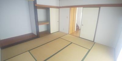 1階和室です。