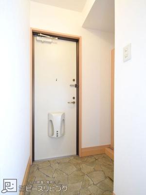 【玄関】コート・セジュールなかがわ