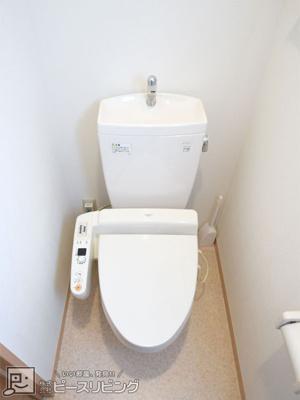 【トイレ】コート・セジュールなかがわ