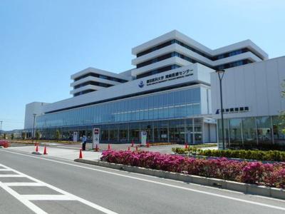 藤田医科大学岡崎医療センターまで850m