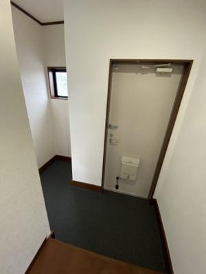 ゆったりとした玄関です(イメージ・別部屋)