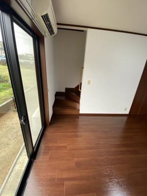きれいな洋室(1階)です(イメージ・別部屋)