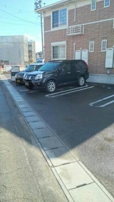 【駐車場】ミニョン