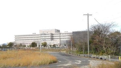 鈴鹿中央総合病院まで599m