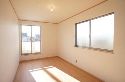 【洋室】東村山市富士見町3丁目 全2棟 1号棟