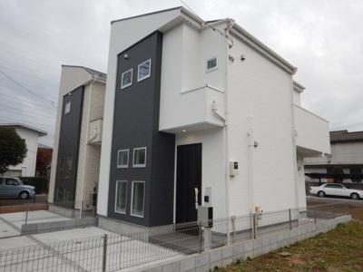 【外観】小金井市梶野町2丁目 新築一戸建て 中央線 東小金井駅