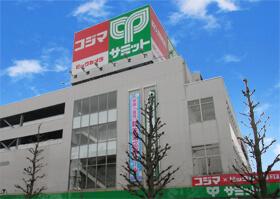 コジマ×ビックカメラ善福寺店