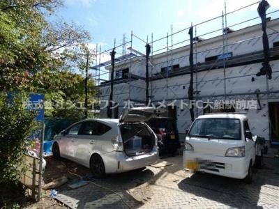 【駐車場】(仮)鎌倉市岩瀬1丁目計画