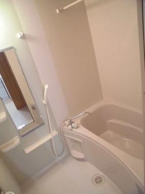 【浴室】レジデンスA
