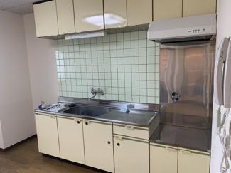 【キッチン】シャレードハイツ稲里