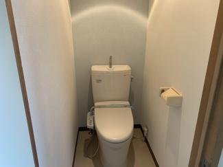【トイレ】シャレードハイツ稲里