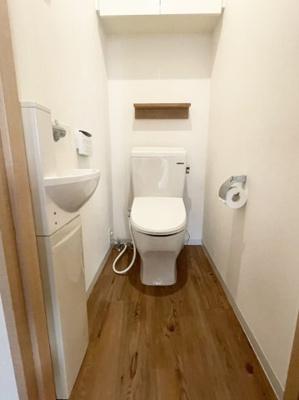 2017年8月 トイレ取替